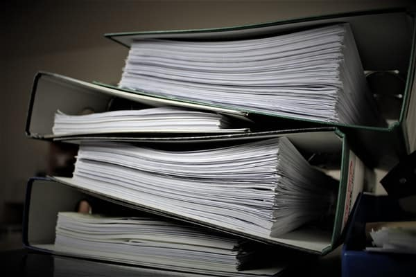 how long to keep financial documents for