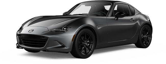 2019 Mazda MX-5 RF GS-P 6-Speed Manual Transmission