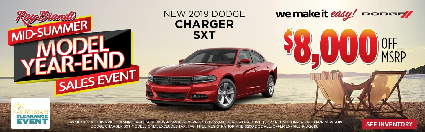 CHARGER SPECIAL