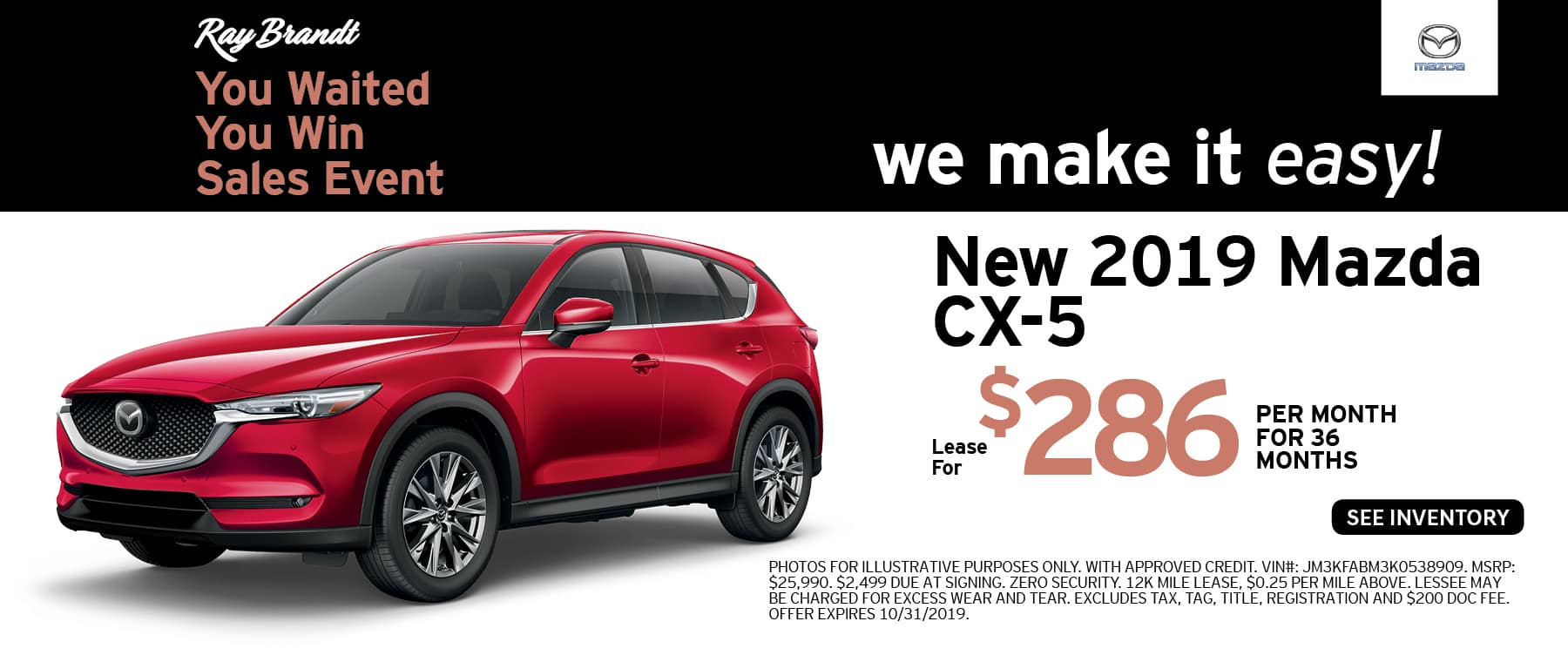 CX5 SPECIAL