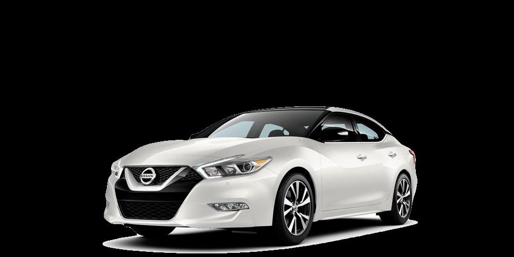 2018 Nissan Maxima white background