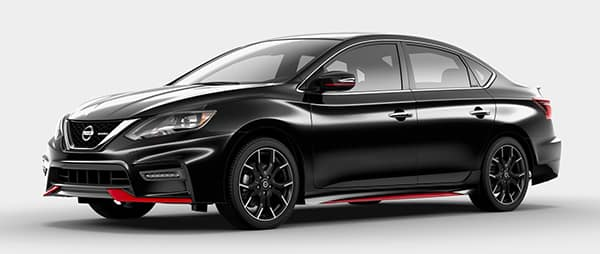 2019 Nissan Sentra NISMO