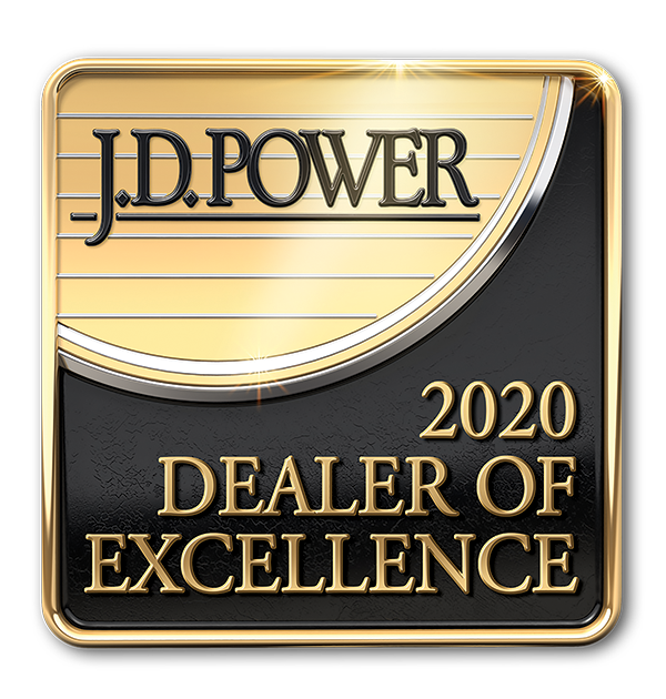 JD POWER DEALER OF EXCELLENCE