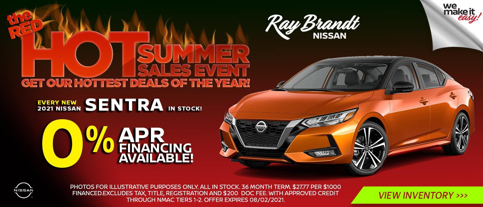 NEW 2021 Nissan Sentra for Sale in Harvey