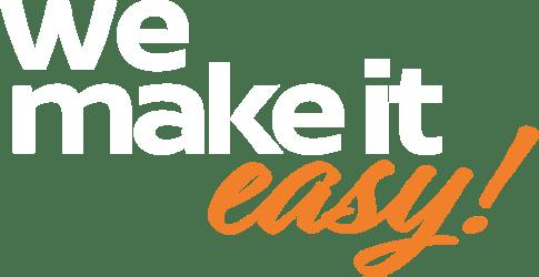 We Make it Easy logo
