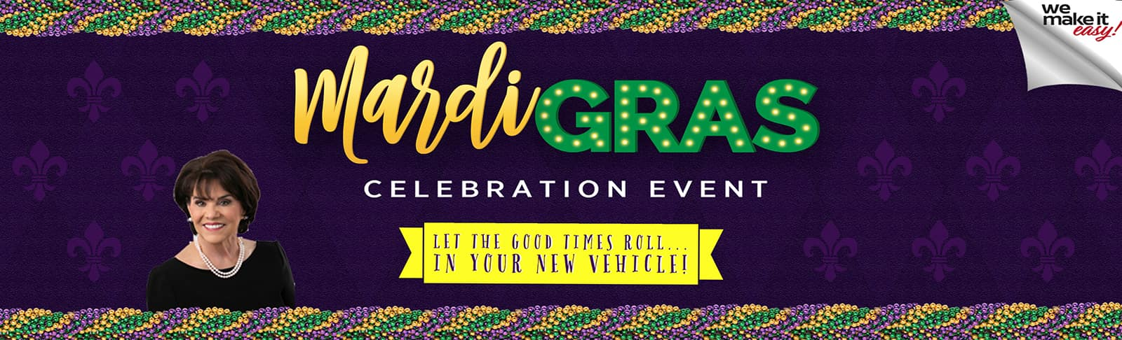 Mardis Gras Celebration