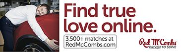 Find true love online.