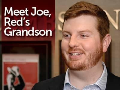 meet Joe, Red's Grandson