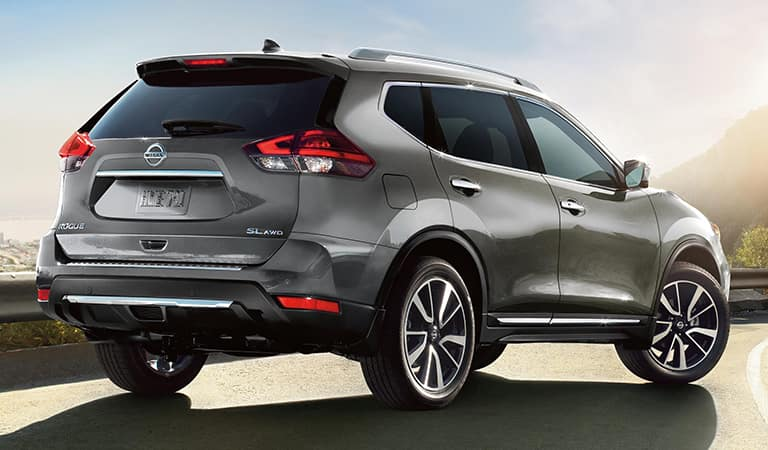New 2020 Nissan Rogue Roswell GA