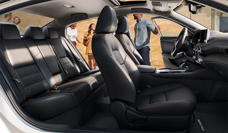 New 2020 Nissan Sentra Roswell GA
