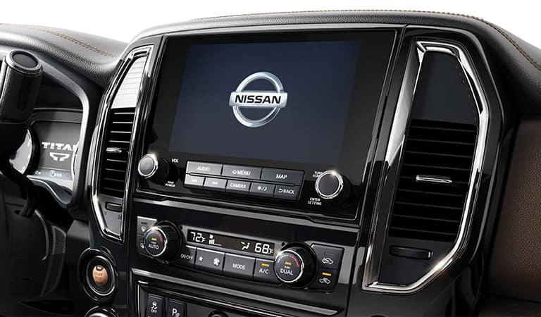 New 2020 Nissan Titan Roswell GA