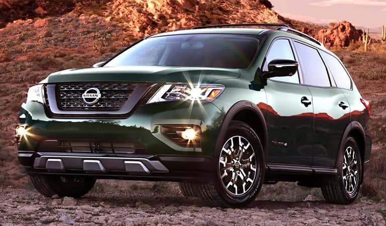 New Pathfinder Regal Nissan