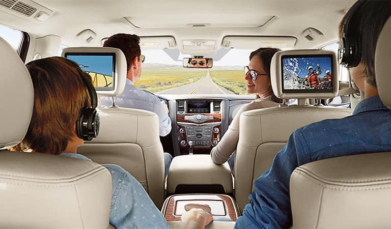 New 2020 Nissan Armada Roswell GA