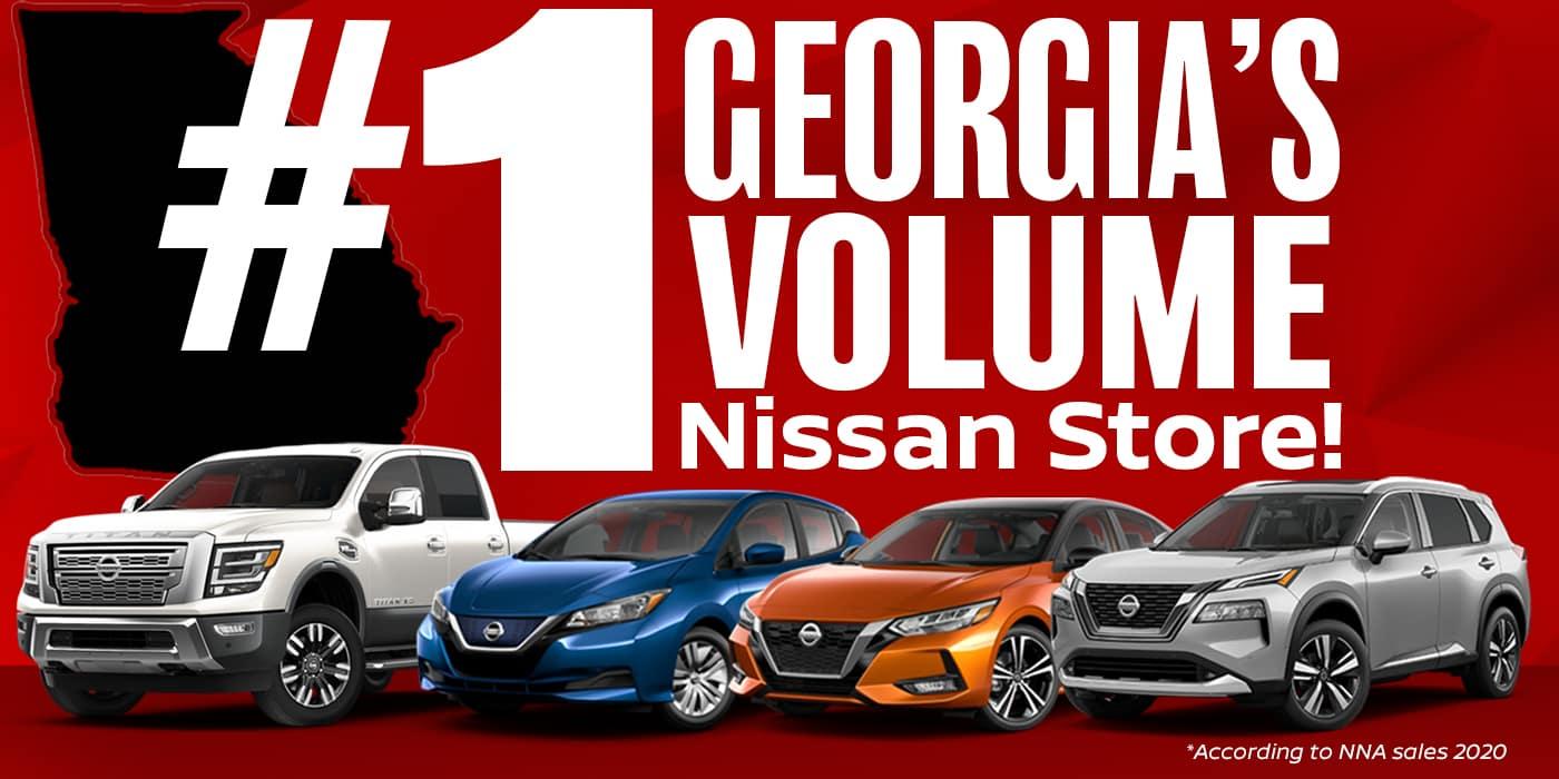 Regal Nissan Georgia's #1 Nissan Store