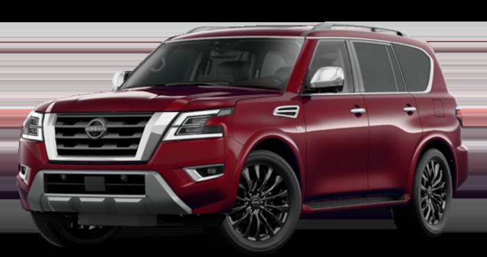 New 2021 Armada Regal Nissan