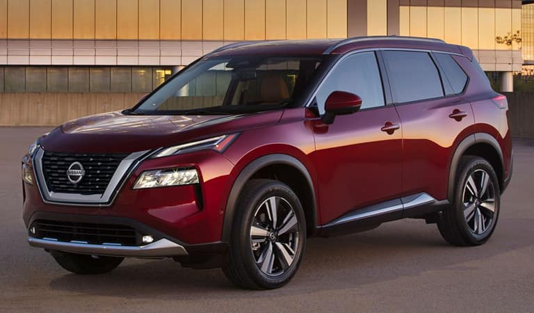Nissan Rogue Platinum