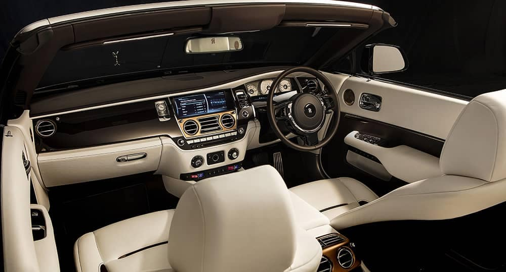 2019 Rolls Royce Dawn Interior