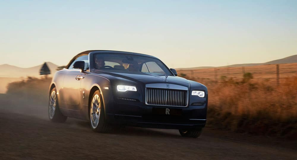2019 Rolls Royce Dawn Performance