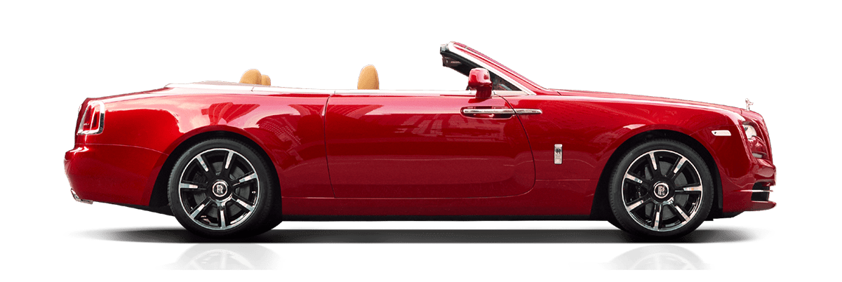 2019 Rolls Royce Dawn Side Profile