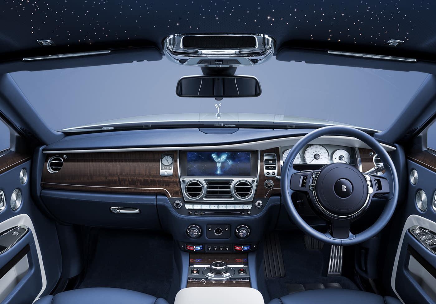 2020 Rolls Royce Dash