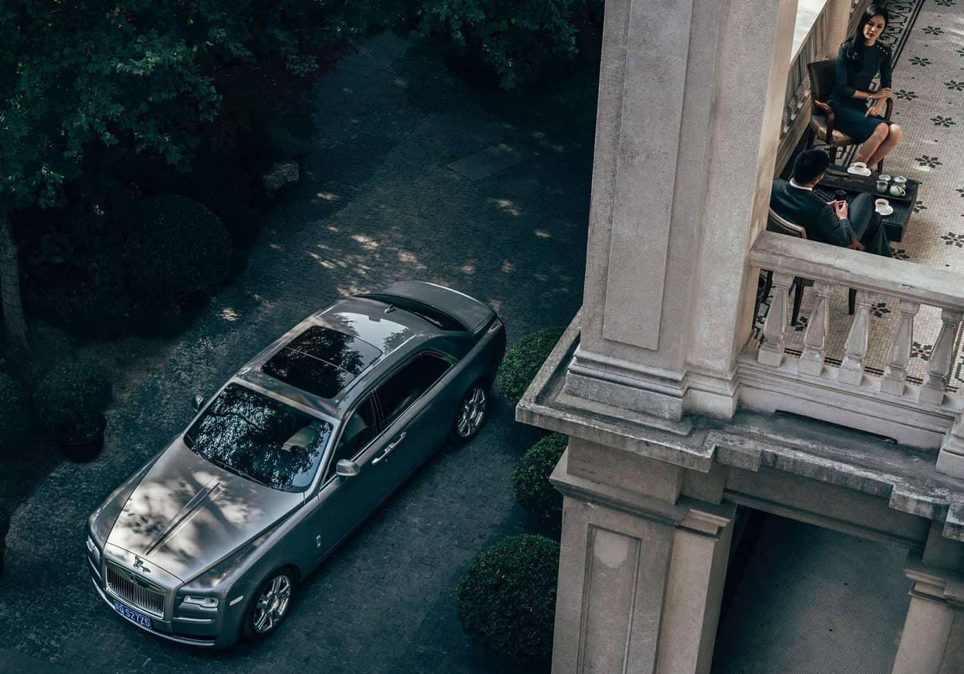 2020 Rolls Royce Ghost Elegance