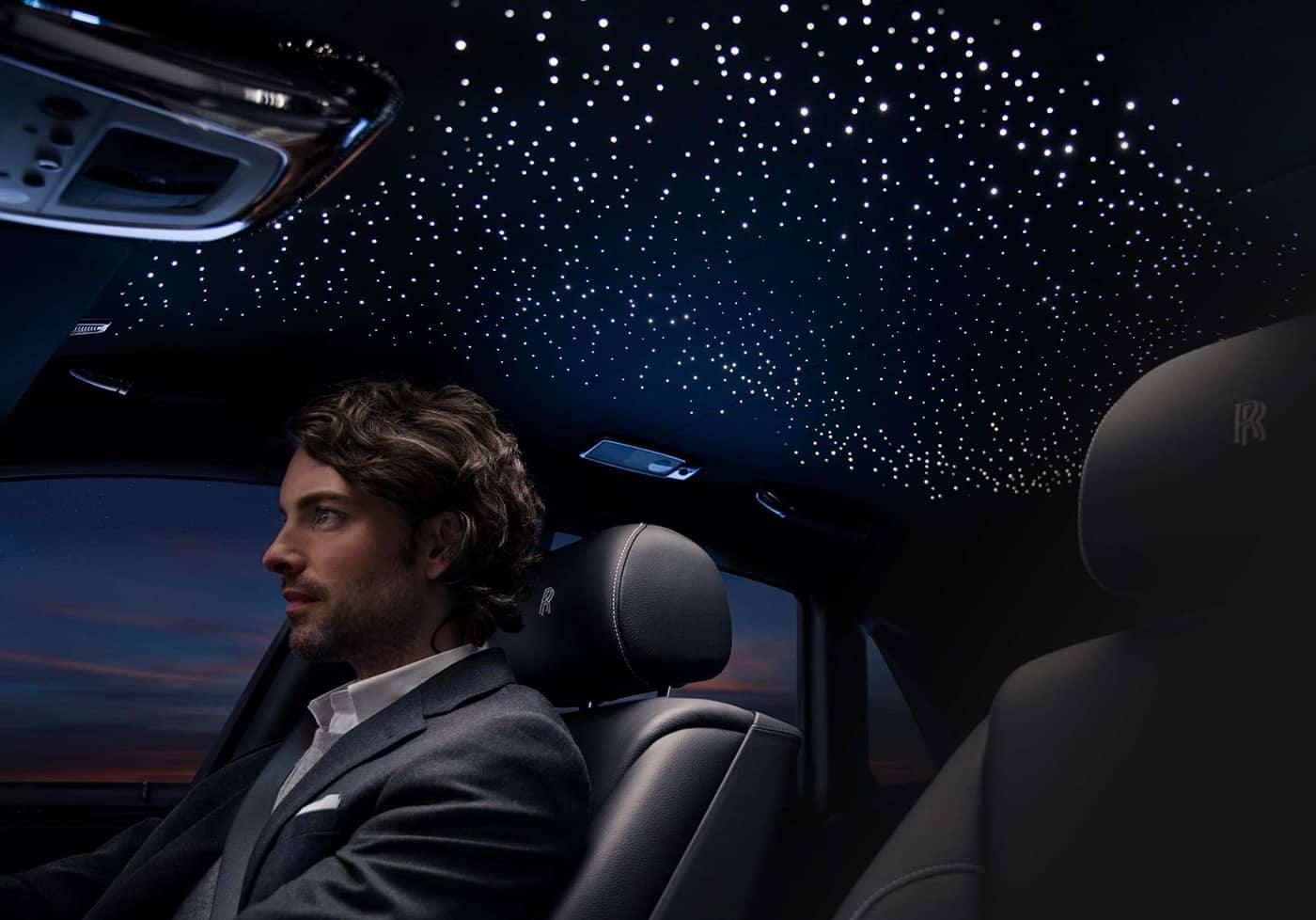 2020 Rolls Royce Ghost Interior