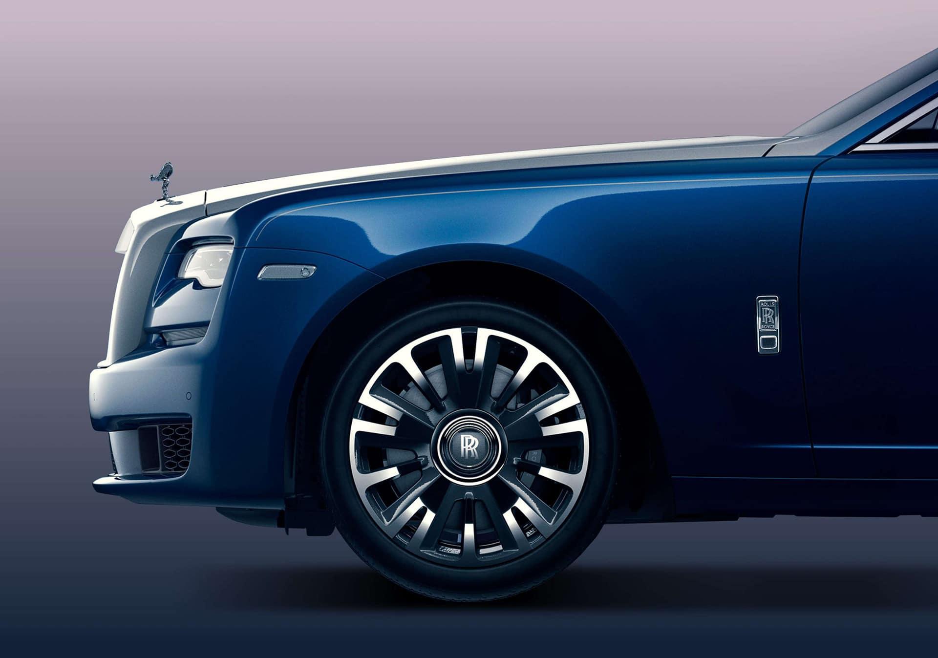 2020 Rolls Royce Ghost Wheel
