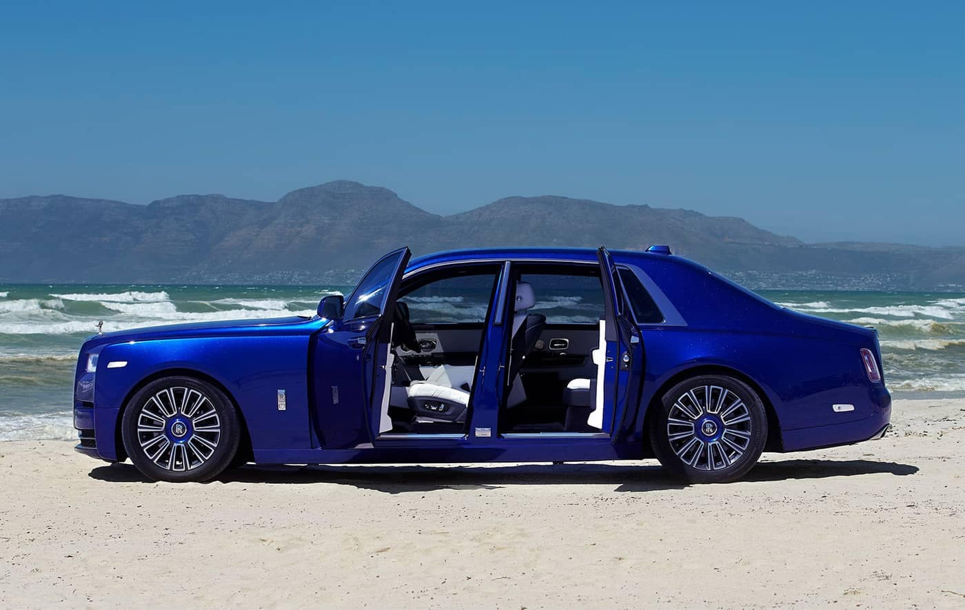2020 Rolls Royce Phantom Oceanside