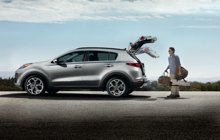 Kia SUV - Kia Sportage