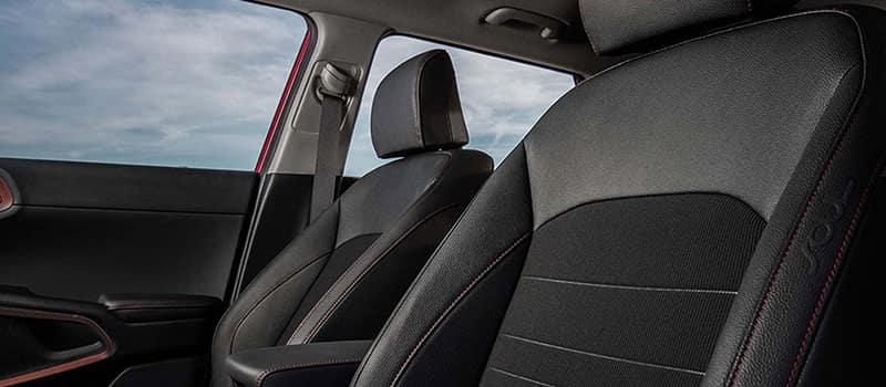 Kia Soul Seating Options