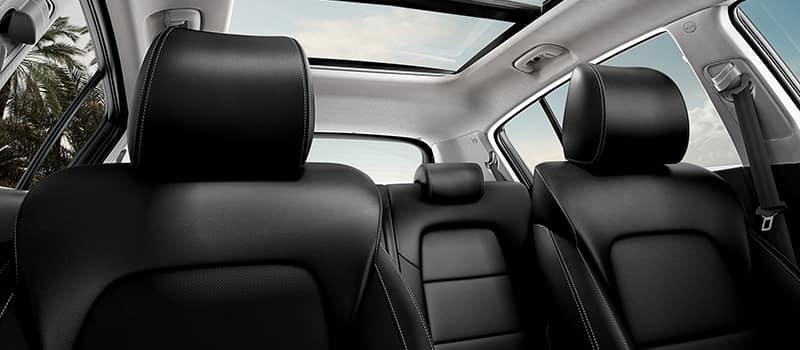 Kia Sportage Seating Options