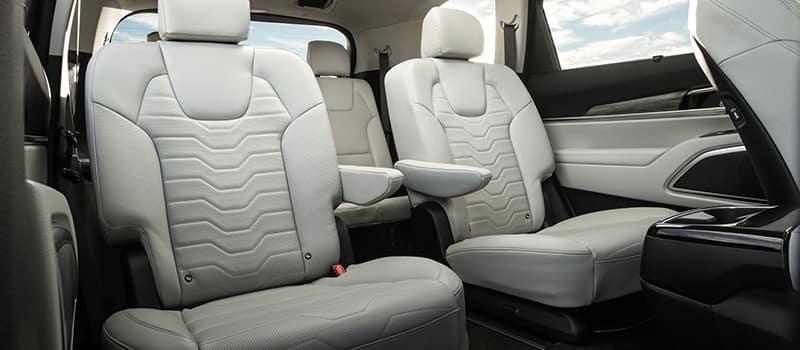 Kia Telluride Seating Options