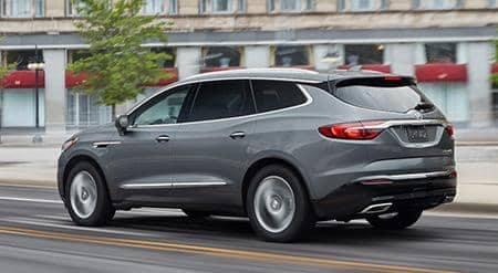 2019 Buick Enclave Leather