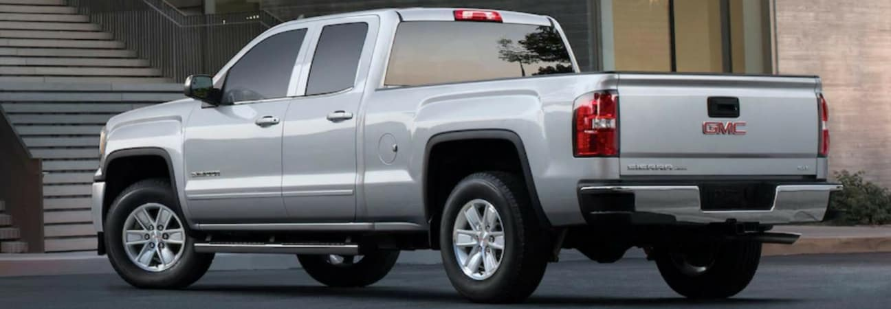 The 2019 GMC Sierra 1500 Limited