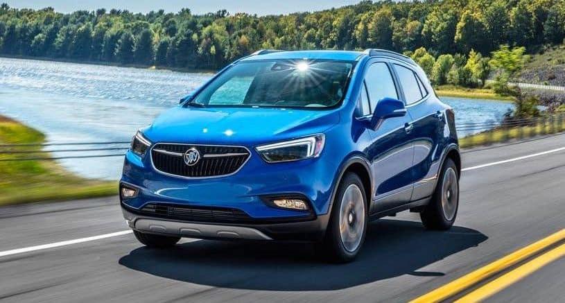 2021 Buick Encore Preferred