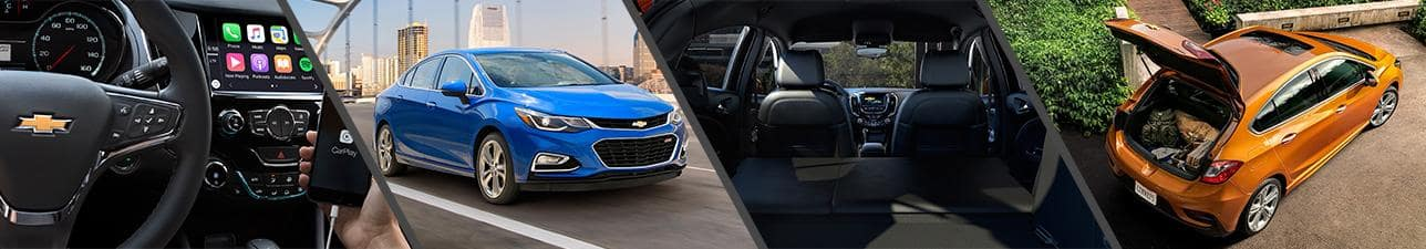 New 2018 Chevrolet Cruze for sale in Lake Park FL