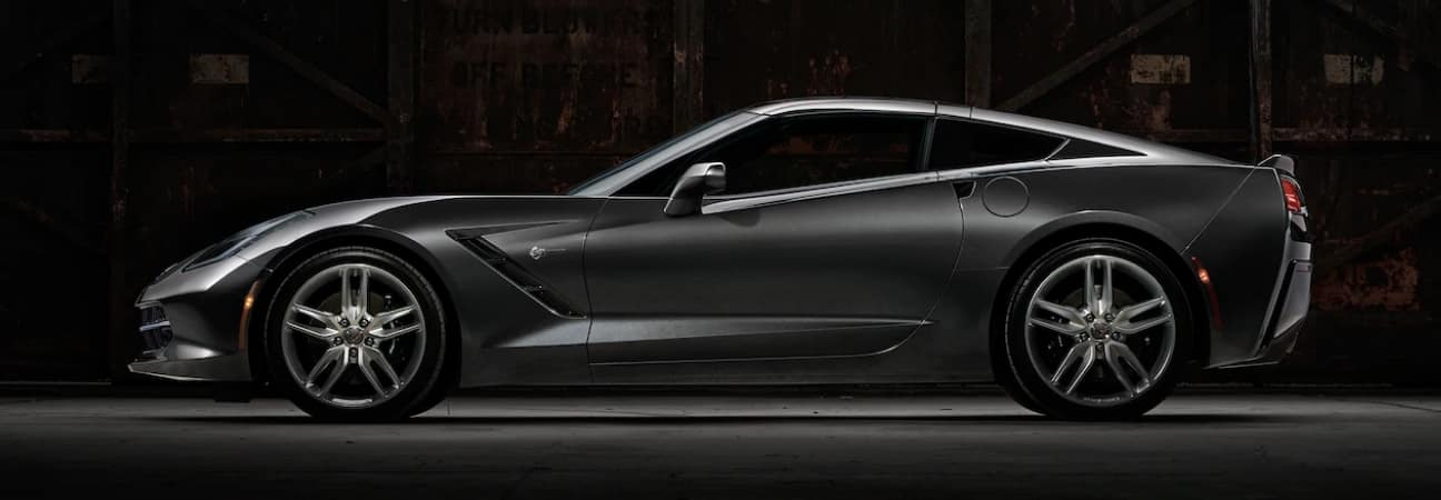 Black 2019 Chevrolet Corvette