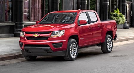 2019 Chevrolet Colorado LT Crew Cab 2WD