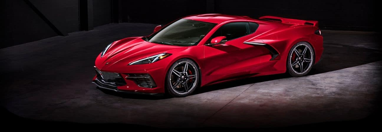 2020 Chevrolet Corvette promotional image Lake Park FL