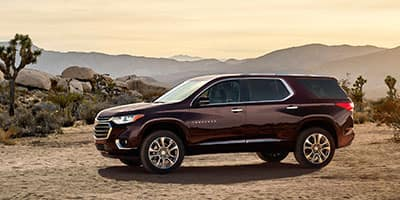 Used Chevrolet Traverse For Sale in Lake Park, FL
