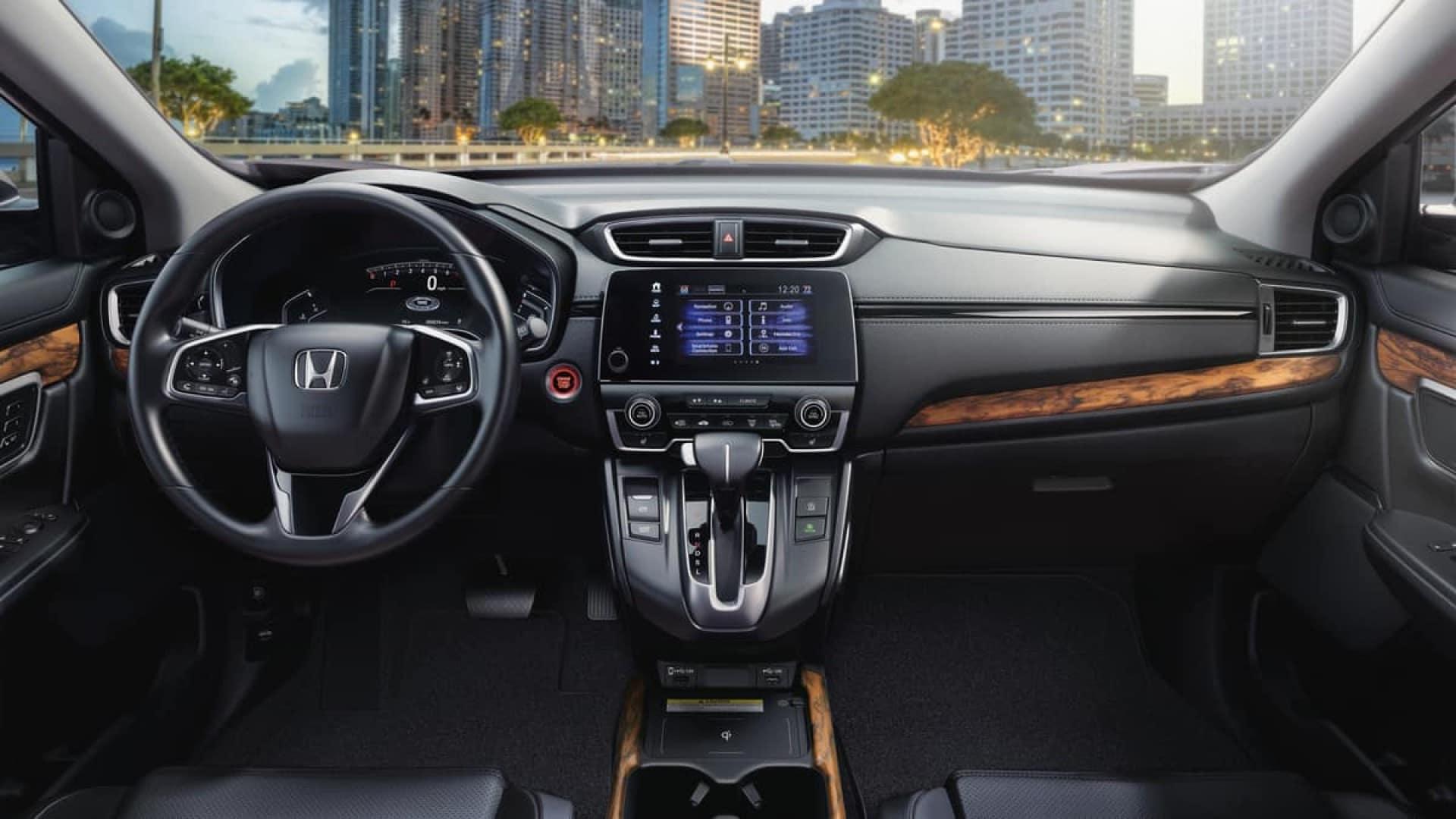 Honda_CR-V_Dashboard