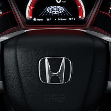 Honda_Civic_Hatchback_Interior_Steering_Wheel