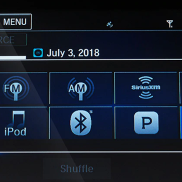 Civic Coupe Infotainment