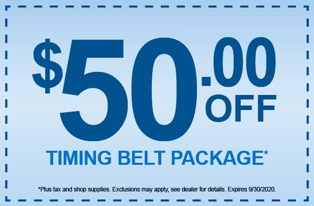 Timing Belt Package