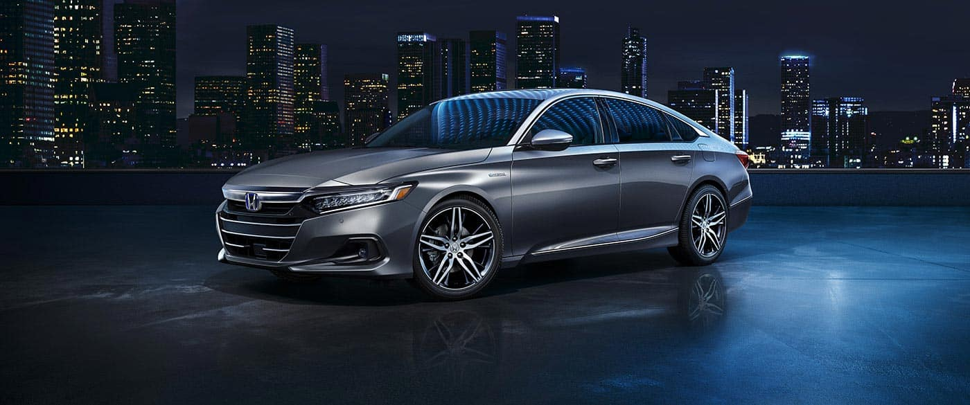 2021 Accord Exterior Front