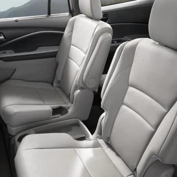 Pilot Interior Seating