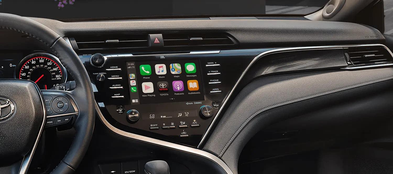 Apple Carplay Compatible