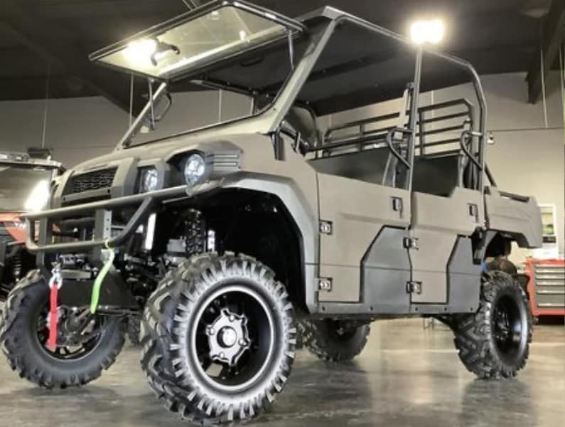 2020 POLARIS® RANGER CREW® XP 1000 TEXAS EDITION