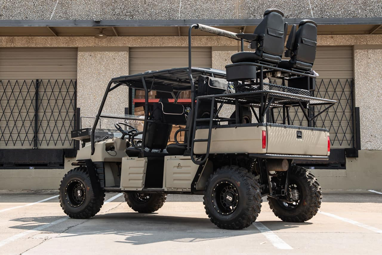 Aftermarket UTV Accessories by Starwood Motors