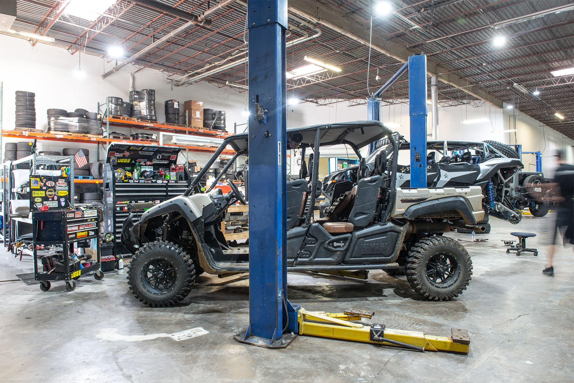 UTV Repair Service in Dallas